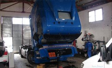 Ремонт на камиони във Враца