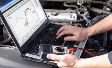 Ремонт на компютри на камиони в София-Подуяне