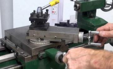 Ремонт на металорежещи машини, стругове и фрези в Сливен
