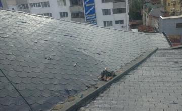 Ремонт на покрив с метални керемиди в София-Възраждане