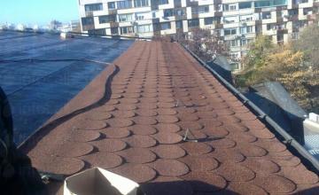 Ремонт на покриви с битумни керемиди в София-Възраждане