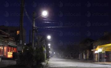 Ремонт улично осветление - Паришков - Свищов ЕООД