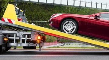 Репатриране на аварирали автомобили в Троян