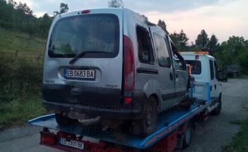 Репатриране на аварирали и тежко катастрофирали автомобили - Пътна помощ Севлиево