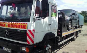 Репатриране на джипове в Силистра - Пътна помощ Важо