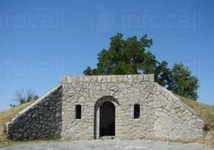 Римска гробница в Хисаря - Археологически музей Хисаря