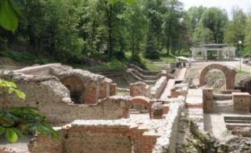 Римски терми в Хисаря