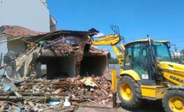 Събаряне на сгради  - Марис-МС ООД
