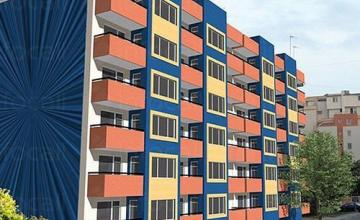 Саниране на сгради в Шумен