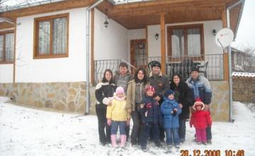 Семейна почивка в Марафелци-Еленски балкан - Утринна роса