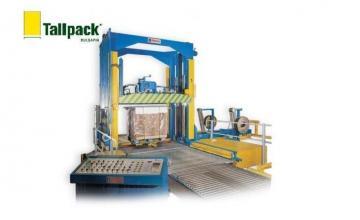 Сервиз и поддръжка на опаковъчни системи и машини Стара Загора - Таллпак България
