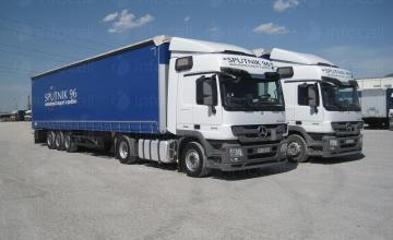 Сервизни услуги за товарни автомобили във Враца - Спътник 96