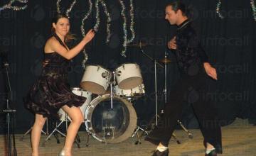 Школа по спортни танци