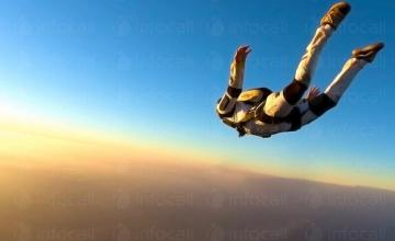 Скок с парашут в Ерден-Монтана - Ава Скай ЕООД