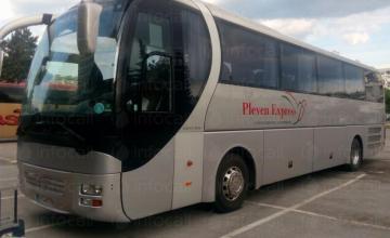 Случаен превоз Плевен
