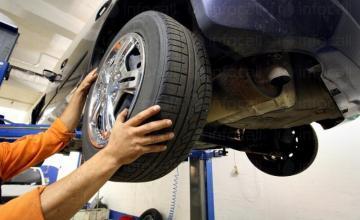 Смяна и монтаж на гуми в Разград