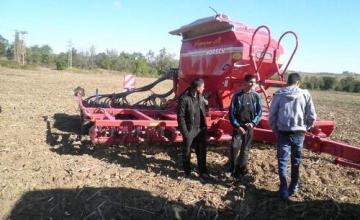 Специалност Фермер - ПГСС Сергей Румянцев Луковит