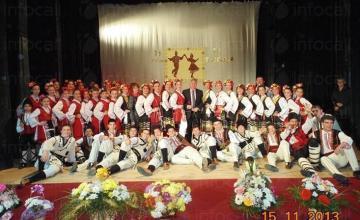 Спортни и народни танци - НЧ Зора 1894 Шабла