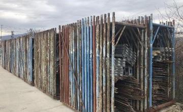 Строителни и фасадни скелета под наем Петрич, Сандански, Благоевград