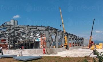 Строителство на промишлени сгради в Стара Загора - Рудин СД