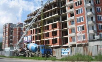 Строителство на сгради в София