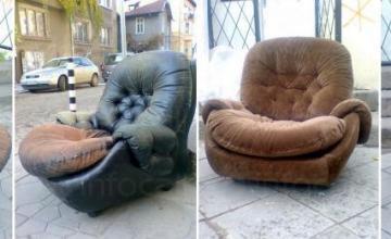 Тапициране на фотьойли в София
