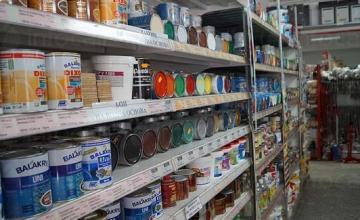Търговия с бои и лепила в София-Дружба - ИВДА - ГЕО ЕООД