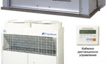 Търговия с канални климатици в София-Дървеница и Младост