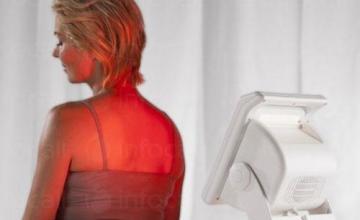 Терапия с инфрачервена лампа  - Хотел Панорама Сандански
