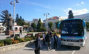 Трансфери на пътници Варна