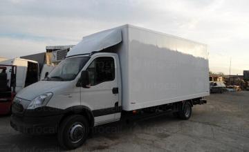 Транспорт с бордови камиони, платформа, термоизолиран фургон в Русе