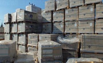 Транспорт строителни материали с кран във Велинград - Таушанови - Съдружие СД