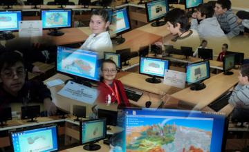 Училищни проекти в Шумен - 3 ОУ Димитър Благоев