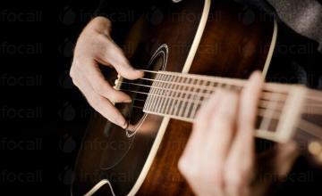 Уроци по китара Оборище-Център - City Music School