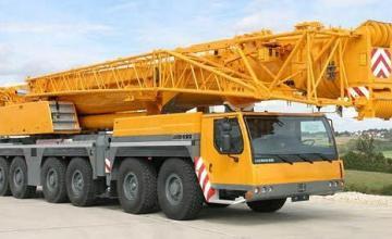 Услуги автокран в Сливен - Строителна техника под наем Сливен
