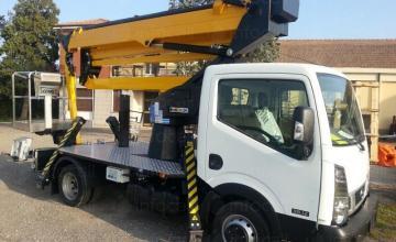 Услуги с автовишки в Сливен - Строителна техника под наем Сливен