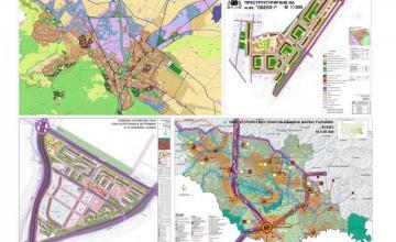 Устройствено планиране в София