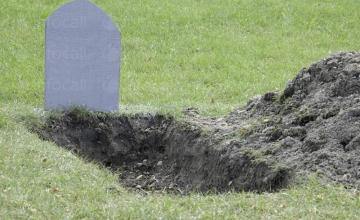 Вадене на останки от стар гроб и полагане отново Хасково и околността