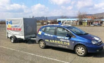 Възстановяване контролни точки в Бургас-Изгрев - Учебен център Таневи 2011 ЕООД