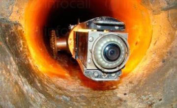 Видеодиагностика на канализация в София