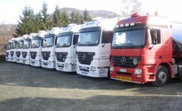 Внос тежкотоварни автомобили, Хасково