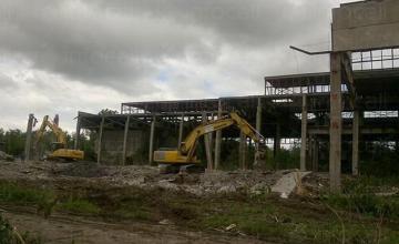 Заравняване на строителни площадки - Пас Комерс ЕООД