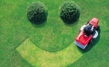 Затревяване на градини в София-Младост