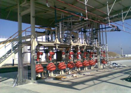 Автоматизация рафинерии и петролни бази - ЕНЕРИК ООД