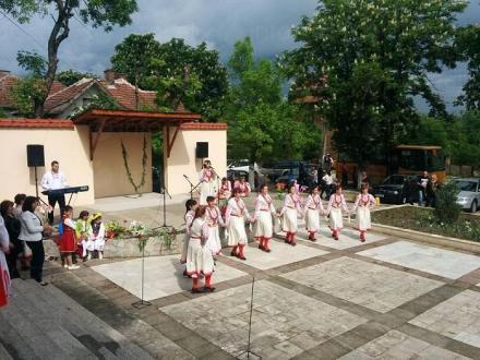 Дамски хор в община Бяла Слатина - НЧ Напредък 1898 село Търнава