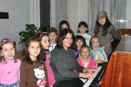 Детска вокална група - НЧ Обединение 1913 Кърджали