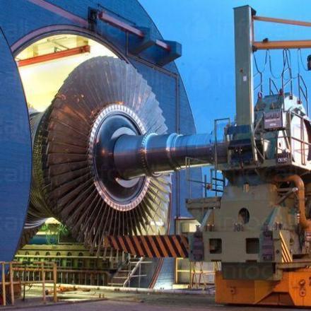 Динамично балансиране на ротори за турбини в Пазарджик - Бел Електрик ООД