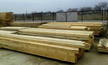Доставка строителен дървен материал Пловдив-Коматево и Асеновград - Секвоя ЕООД