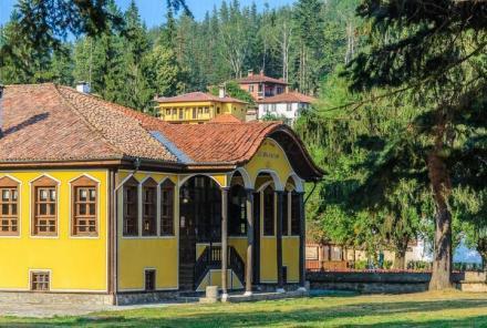 Експозиции - Дирекция на музеите град Копривщица