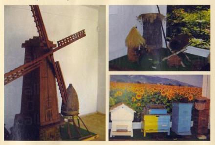 Експозиции пчеларство в София - НАЦИОНАЛЕН ЗЕМЕДЕЛСКИ МУЗЕЙ